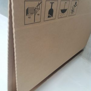 caja para cuadros